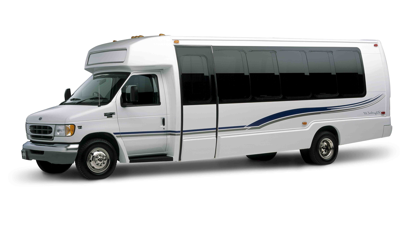ace tours - shuttle vans